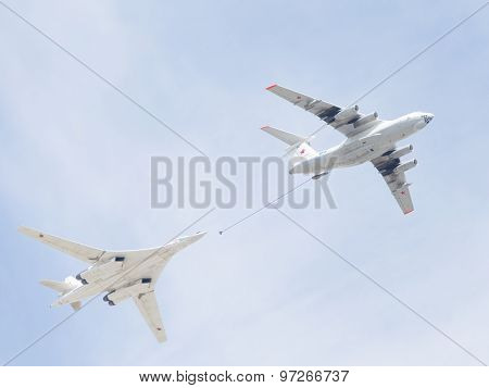 In-flight Refueling