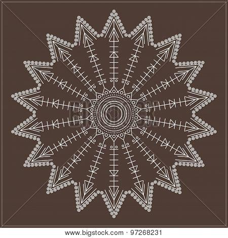 Geometric Linear Circule Logotypes649547