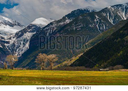 Colorado Landscape Telluride