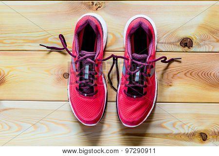 Women's Shoes Pink For Running On Asphalt
