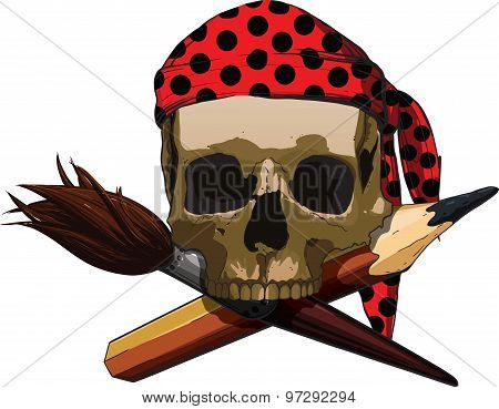 skull artist