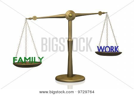 Family And Work Balance