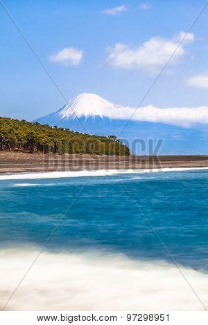 Fuji-San and Shizuoka Coast