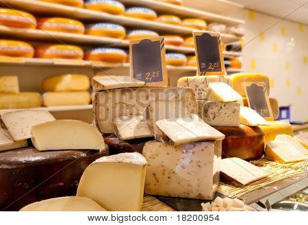 Cheese Shop
