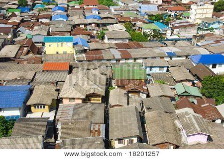 Slums of Thailand