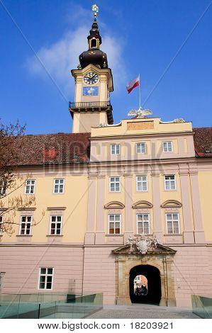 Linz - Landhaus / Upper Austrian Landtag