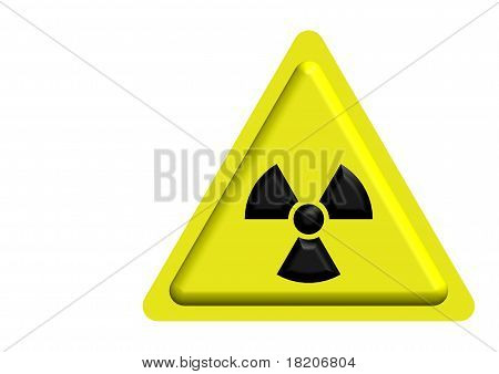 Warning for optical radiation