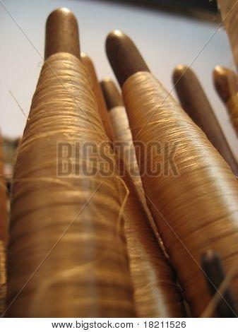 Thread On Spools