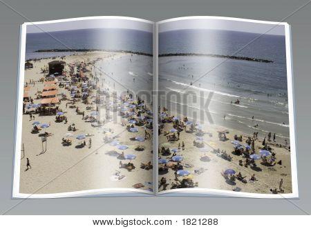 Beach_Book Netanya