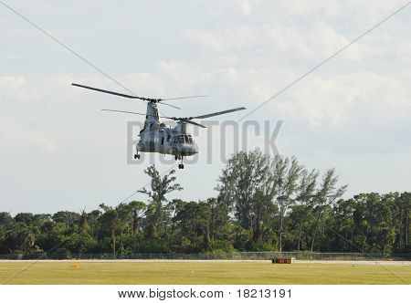 Us Marine Transport Helicopter