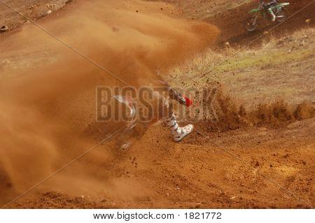 Motocross-Roost