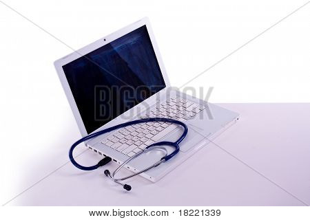 Computer doctor. conect in USB