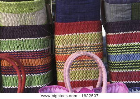 Woven Bags Paris