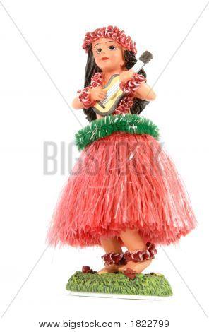 Hawaiian Hula Girl