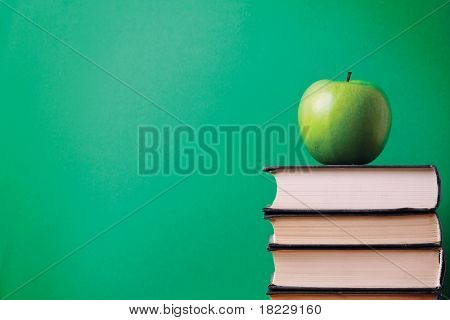 Apple sobre libros