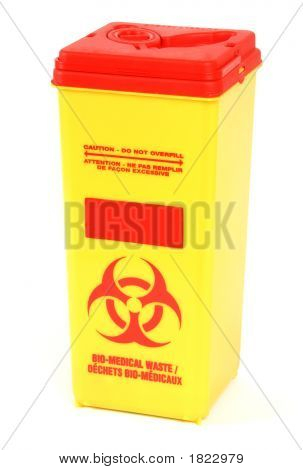 Bio-Medical Waste Box