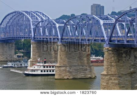 Ohio River Traffic
