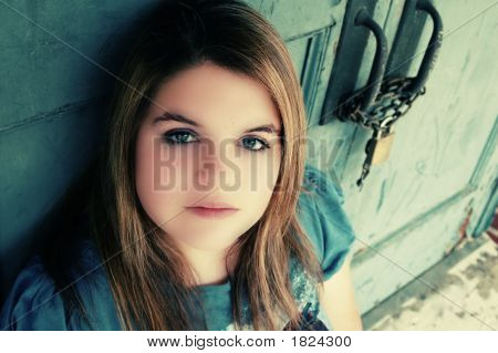 Teen Girl | Stock photo