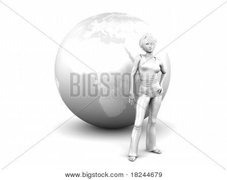 Global Girl.