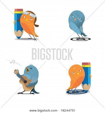 Web Birds