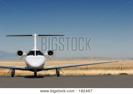 Private Corporate Jetliner