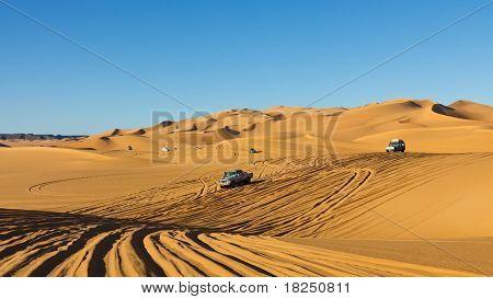 Sahara Desert Highway