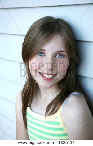 Tween Art Models http://www.bigstockphoto.com/image-1825134/stock-photo-preteen-beauty