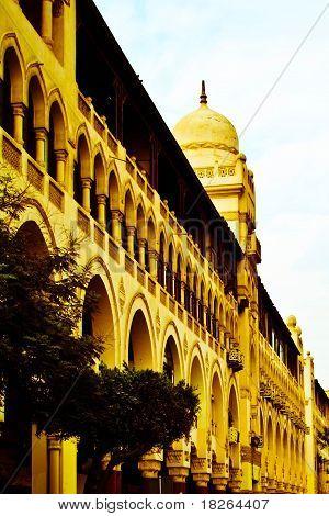 Islamische Gebäude