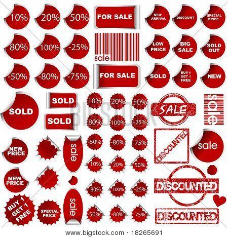 Shopping Promotional Elements