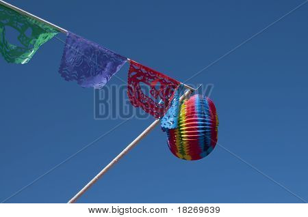 Colorful Pennants