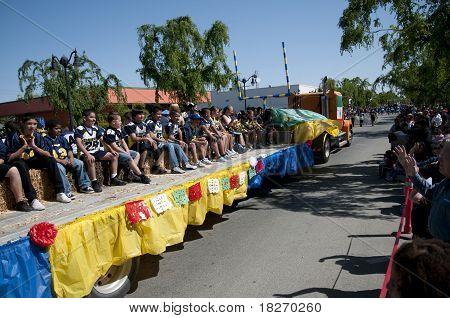 Cinco de Mayo Festival Parade
