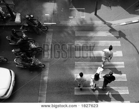Crosstown Traffic