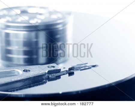 Detalhes de disco rígido