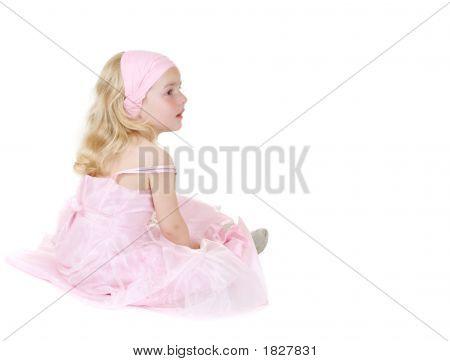 Kleine Mädchen-Traum
