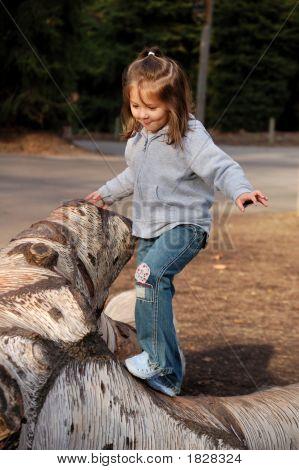 Balancing On A Tree
