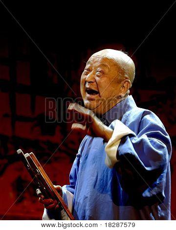 The Chinese folk Rap Music Show