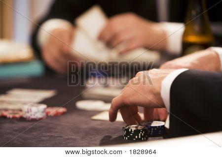 Juegos de manos con Chips