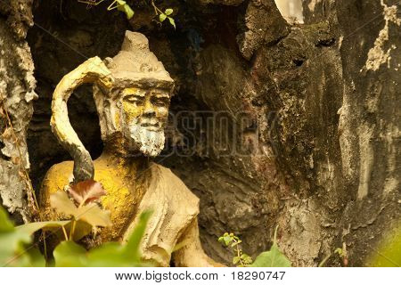 Ascetic Statue