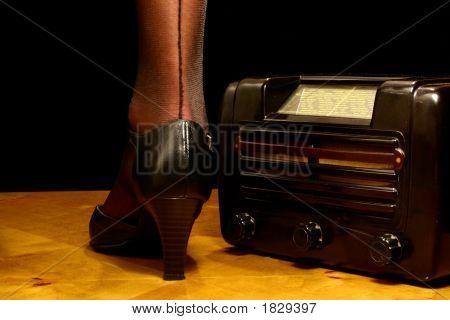 Leg And Radio