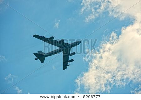 B-52 Strategic Bomber