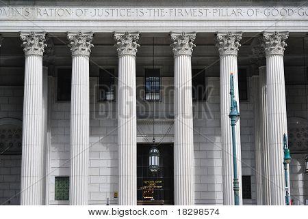 New York Supreme Court Building