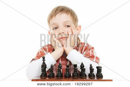 thinking on next chess move