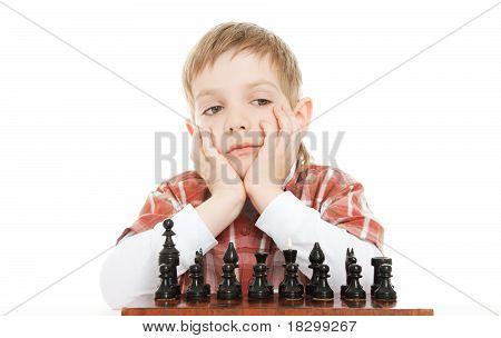 thinking on next chess move