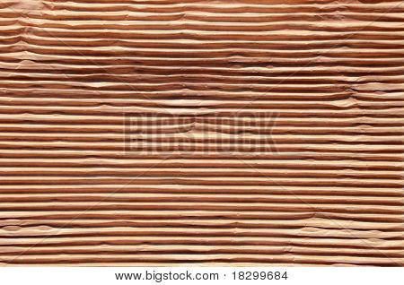Intresting Curly Paper Box Texture