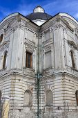 picture of olden days  - The palace of Catherine the Great in Tver Russia - JPG