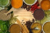 pic of garam masala  - Image of spices  - JPG