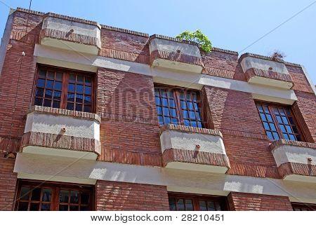 Old Residence Building. Costa Brava, Lloret De Mar, Spain.