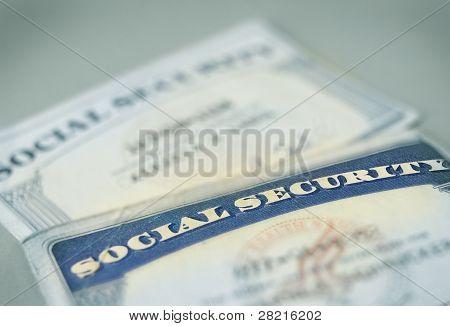 sozialen Sicherheit
