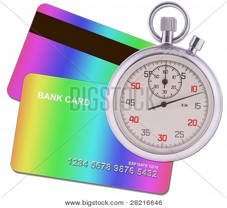 Time - Money Concept