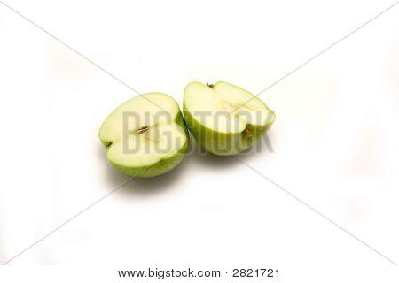 Zwei Apple 2